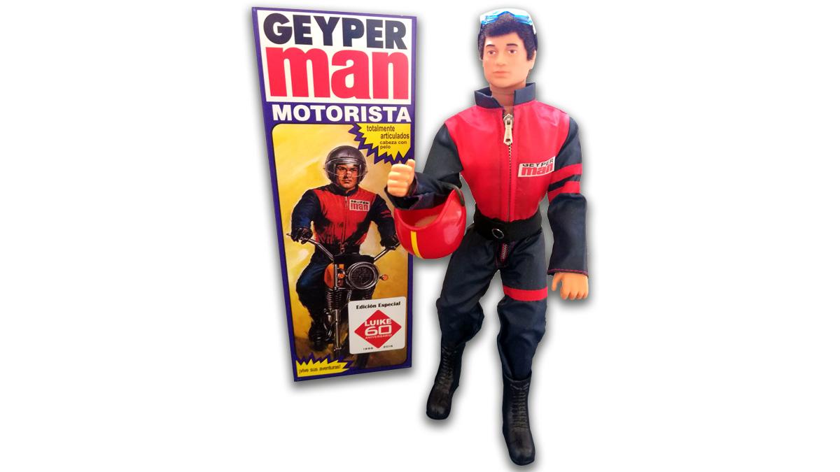 Consigue un Geyper Man Motorista de colección con Formulamoto.es