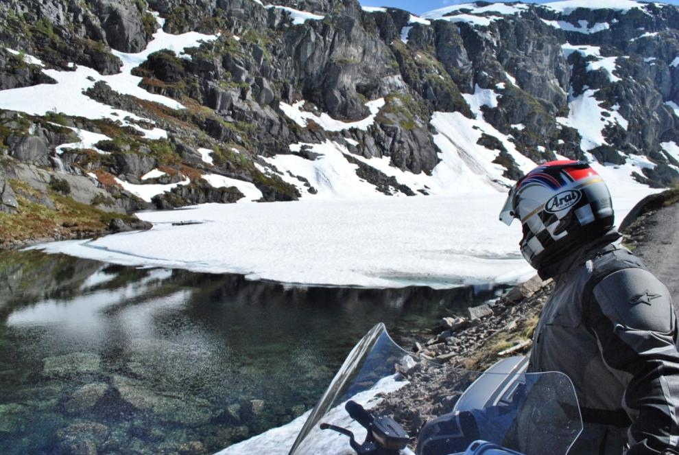 glaciar folgefonna