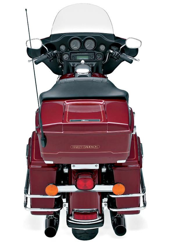Harley-Davidson Ultra Classic Electra Glide/CVO/Electra Glide Standard/Electra Glide ultra/Limited Street Glide (De 20.750- a 42.000-)
