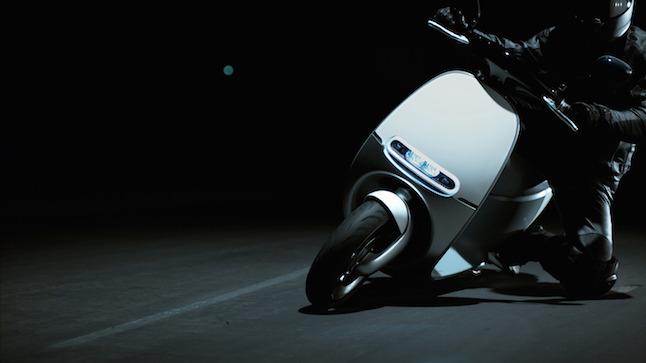 Nuevos detalles de Gogoro, la moto eléctrica del futuro