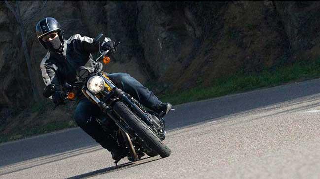 Harley Davidson XL 883 N «Iron»: Una rebelde sin causa