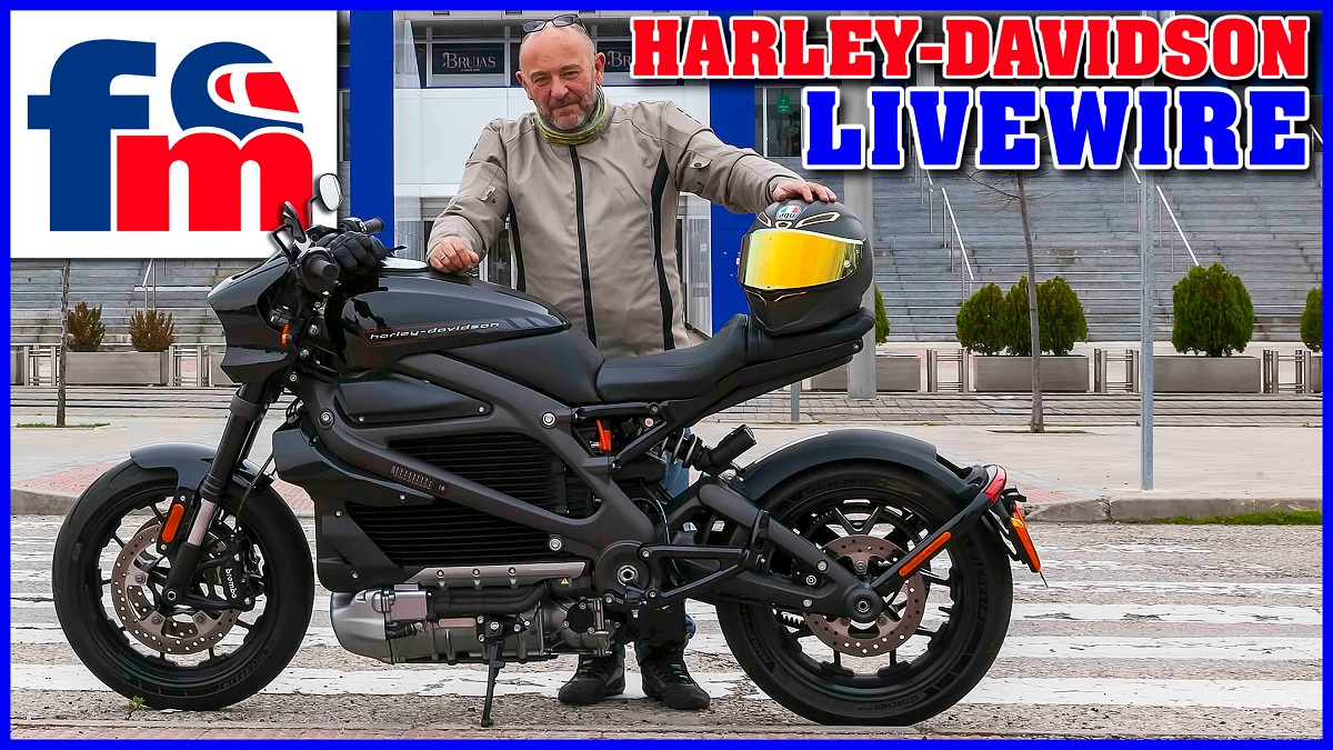 (VÍDEO) Harley-Davidson Livewire