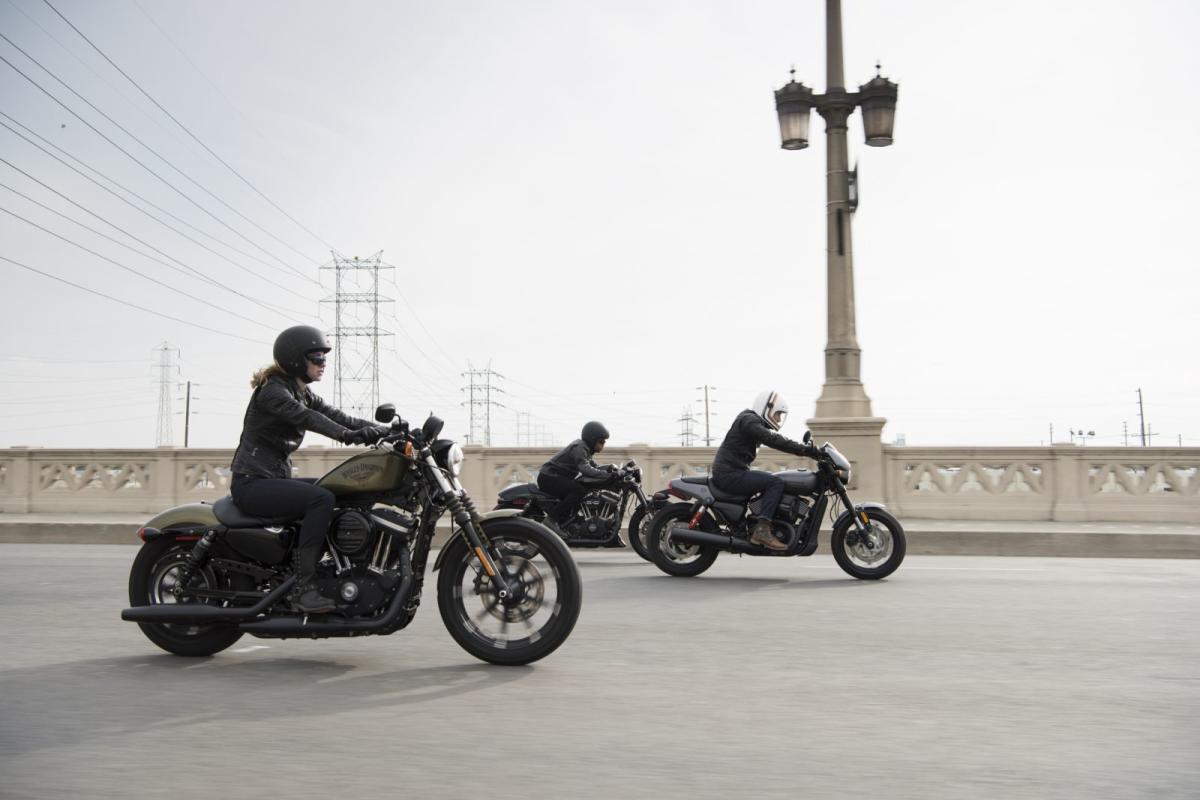 Harley-Davidson lanza su nuevo lema corporativo a nivel mundial