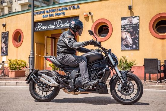 Benelli y Harley-Davidson: ¿más que una colaboración?
