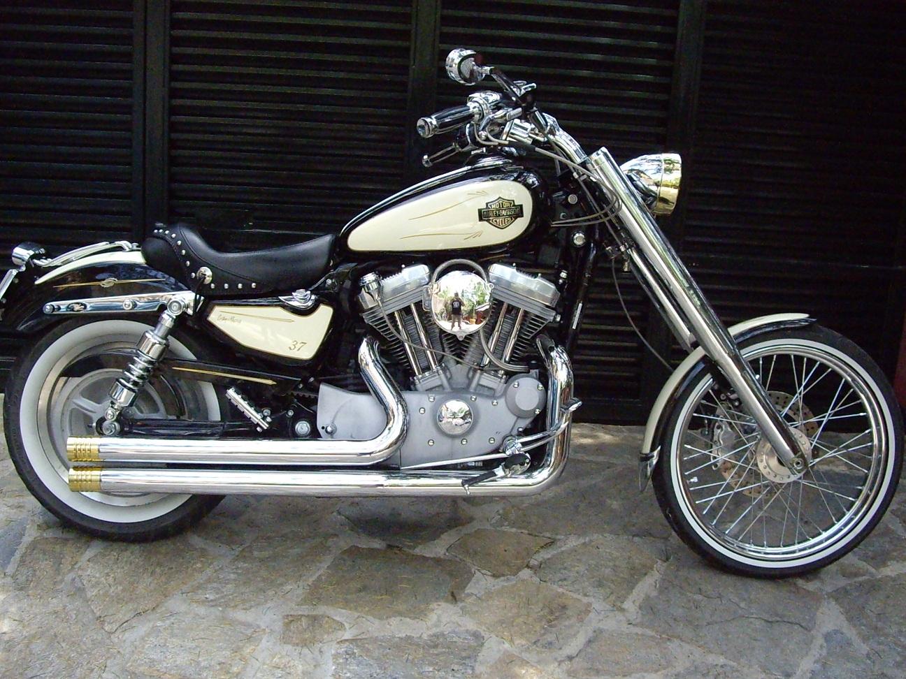 Preparación  Harley-Davidson XL2