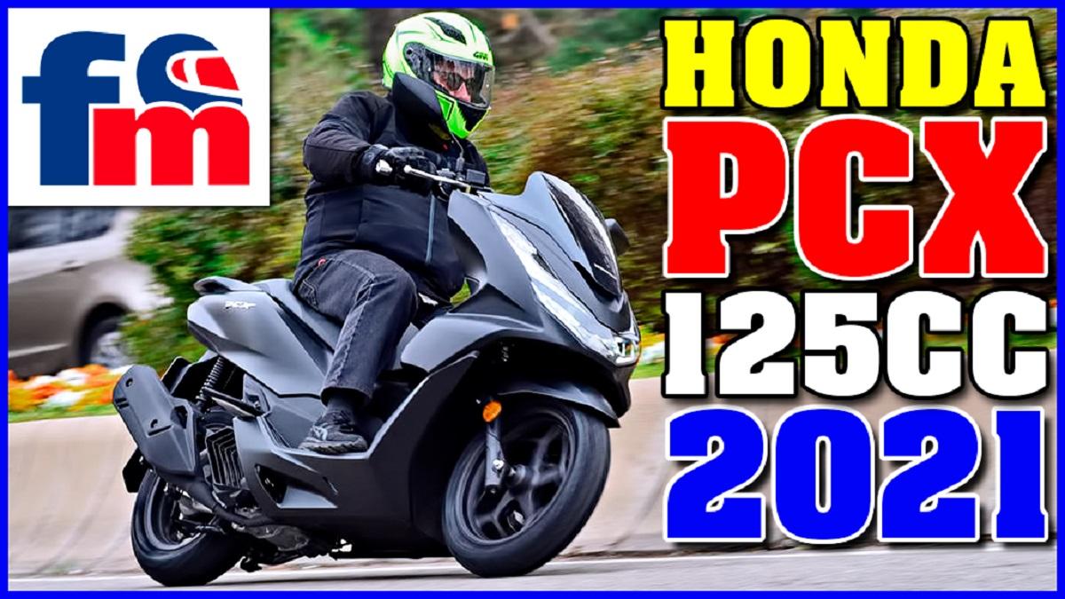 honda pcx 125 126