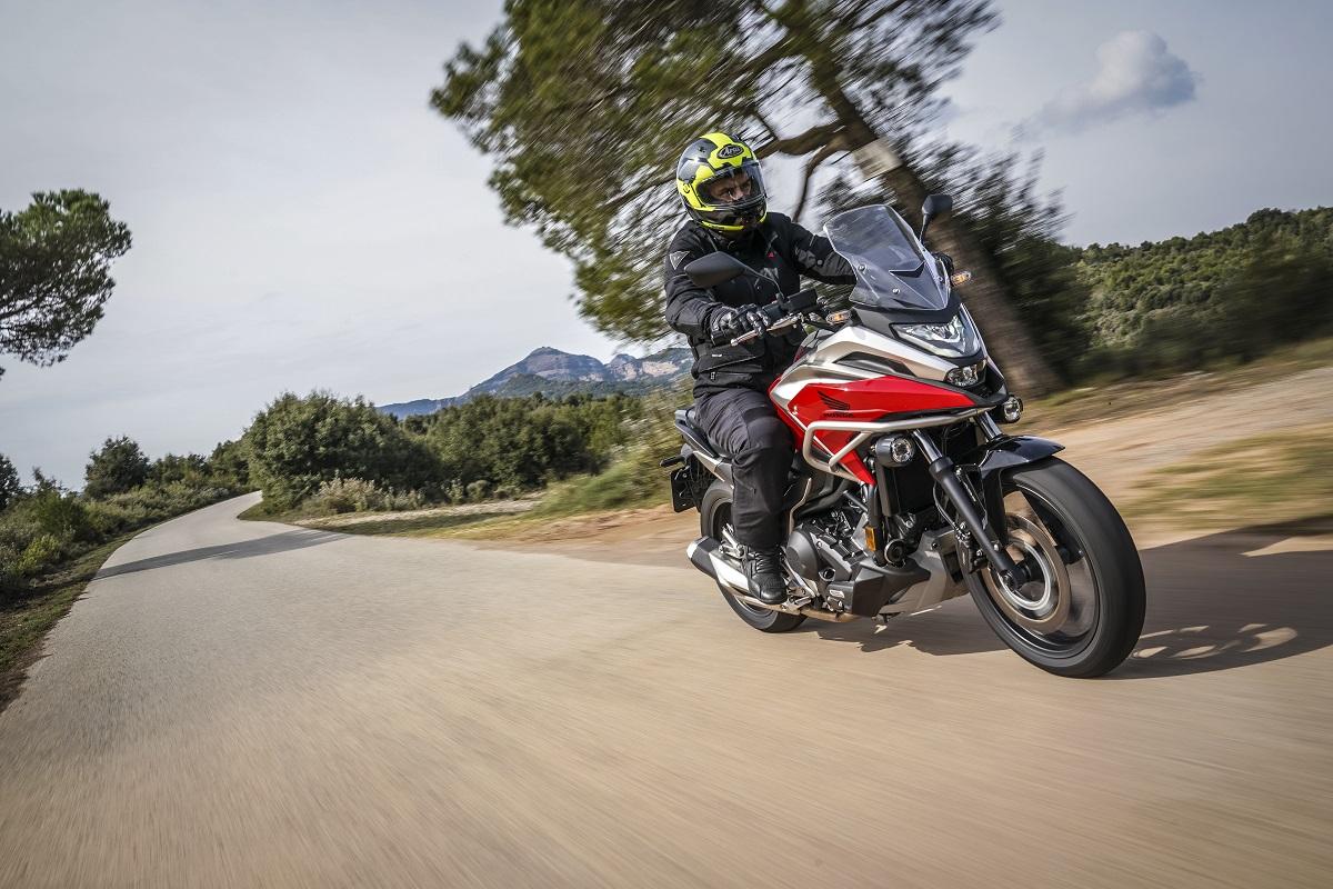 Prueba Honda NC 750 X: el oráculo de la moto