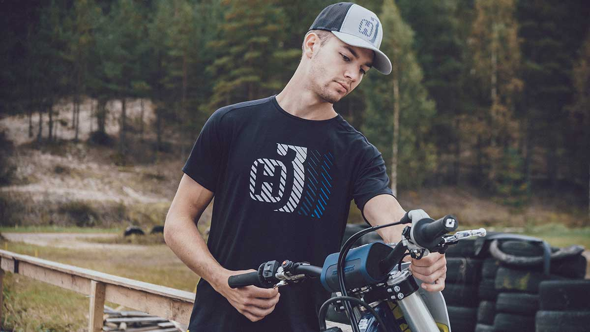 husqvarna motorcycles casual apparel collection 2021 available now