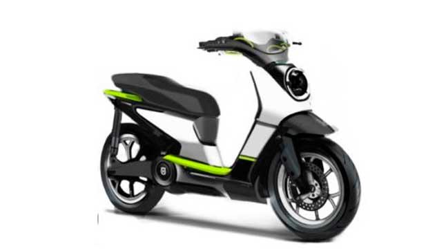 husqvarna scooter