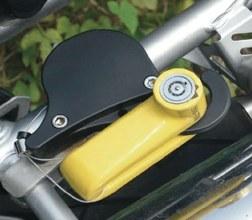 Snailock, lo nuevo para tus candados de moto