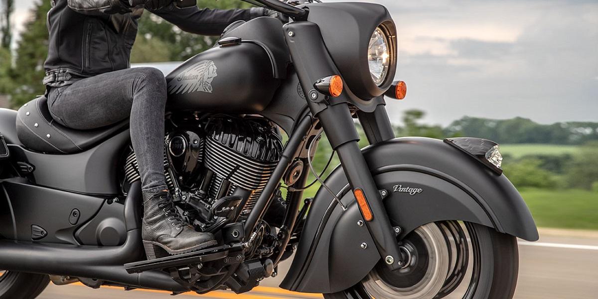Novedades Indian 2021: Roadmaster Limited y Chief Vintage Dark Horse