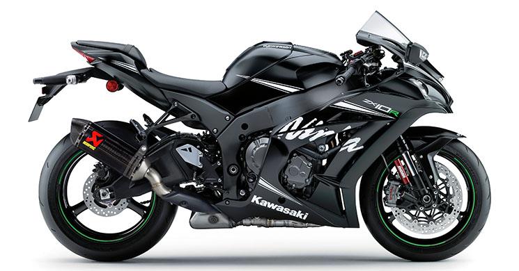 kawasaki ninja zx10r winter edition 2016
