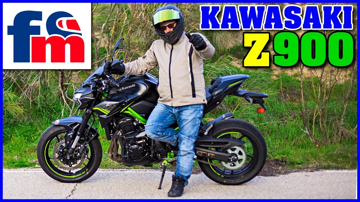 (VÍDEO) Kawasaki Z 900