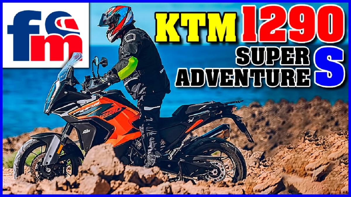 (VÍDEO) KTM 1290 Super Adventure S 2021