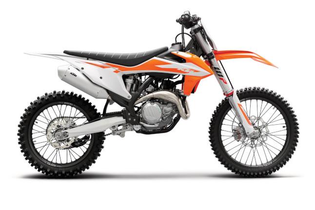 ktm 450 sx f my2020
