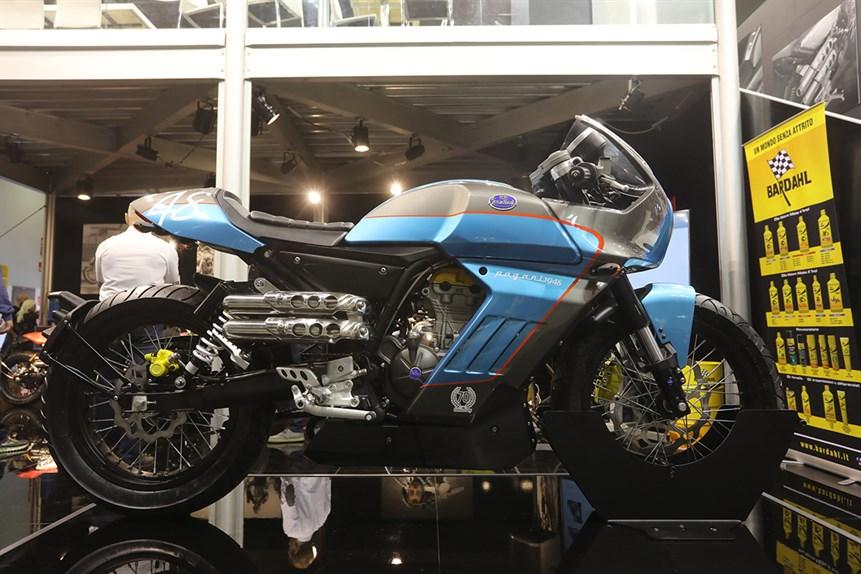 Mondial Sport Classic 125: prototipo para entrar en producción