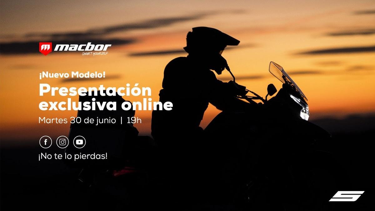 Presentación <em>online </em>nuevo modelo Macbor