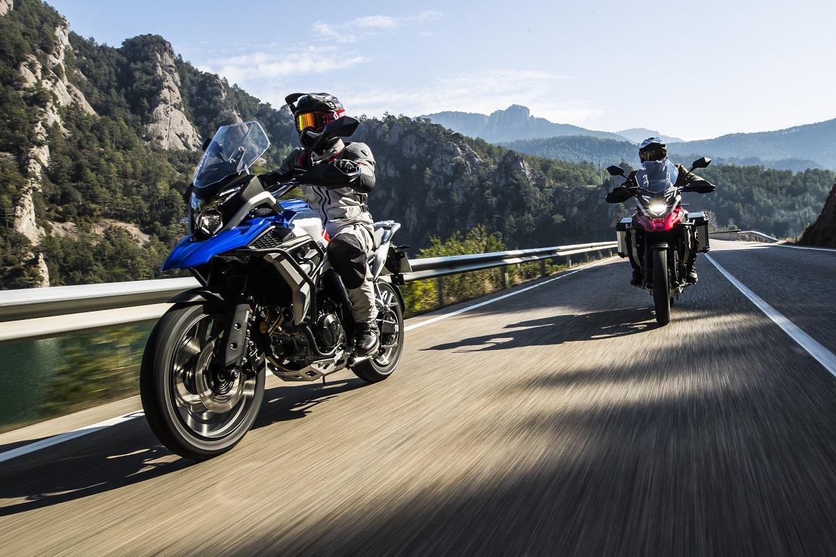 Macbor Montana XR5: trail bicilíndrica 500 para el carné A2