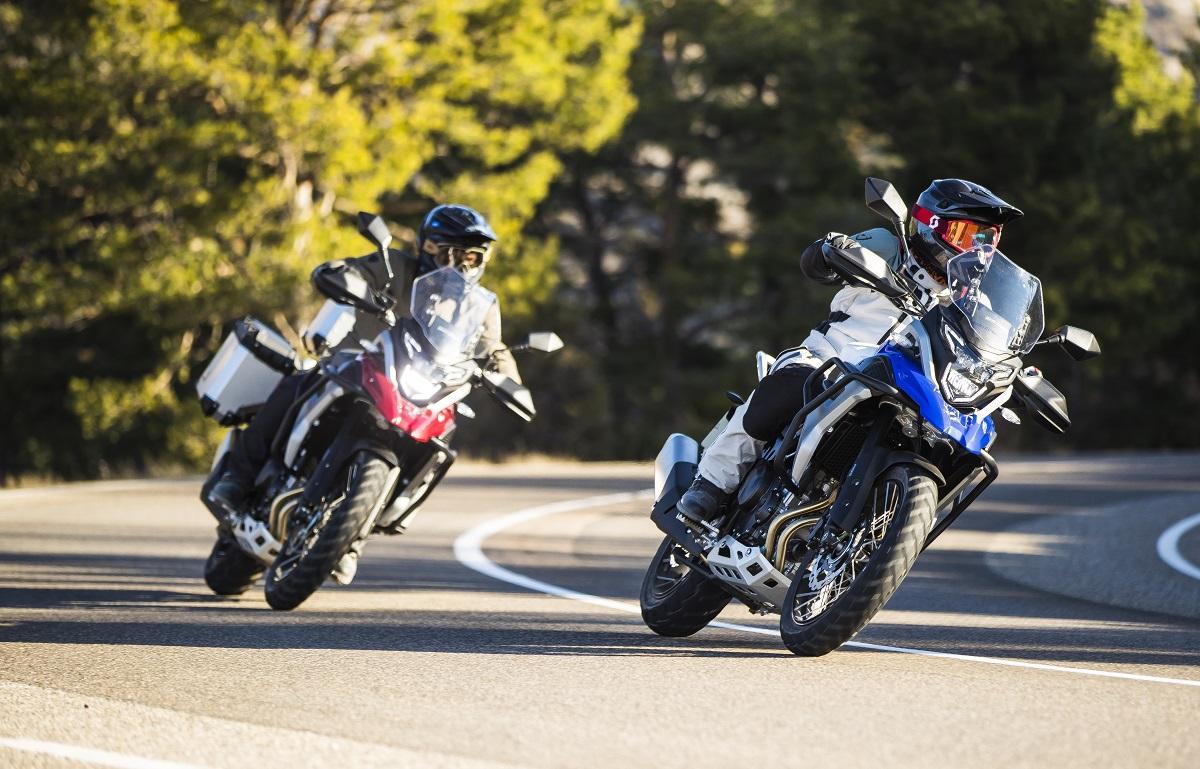 Las motos 2021 que llegan en exclusiva para el carné A2