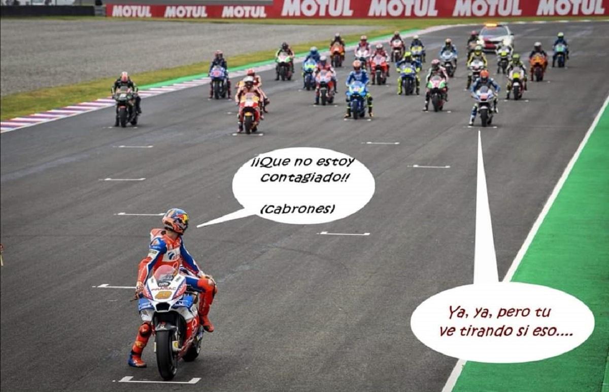 Coronavirus: Los mejores memes de motos