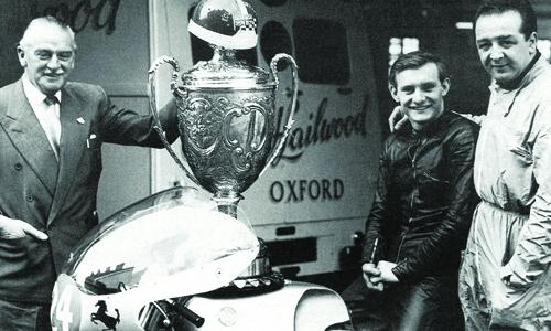 Mike Hailwood (1940-1981)