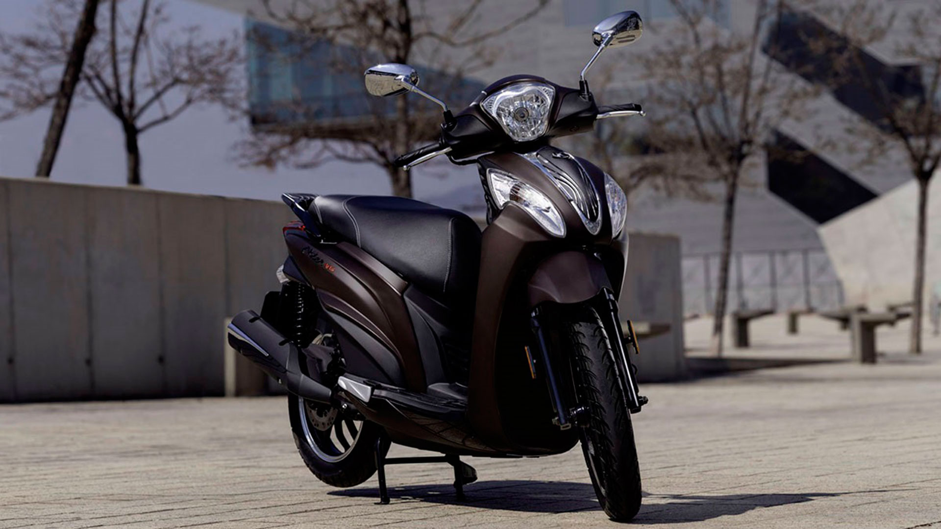 KYMCO Miler 125 2021: ya disponible por 2.599 euros