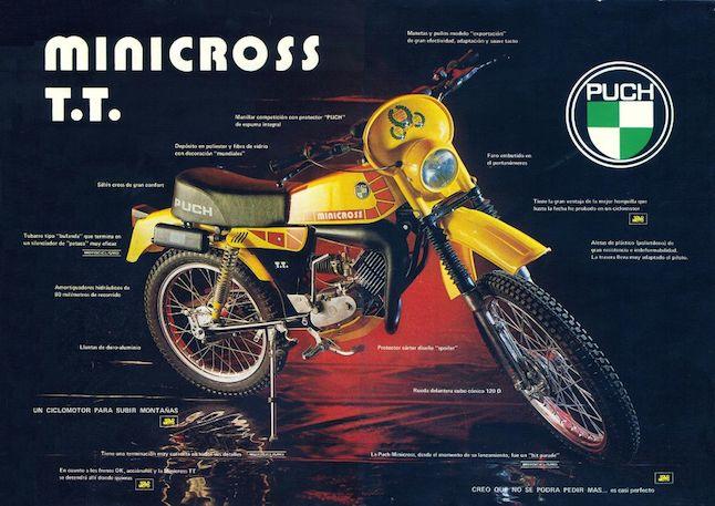 ¡Salvemos nuestros ciclomotores clásicos!