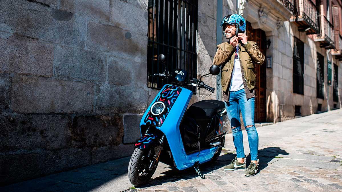 moto movo ciudad