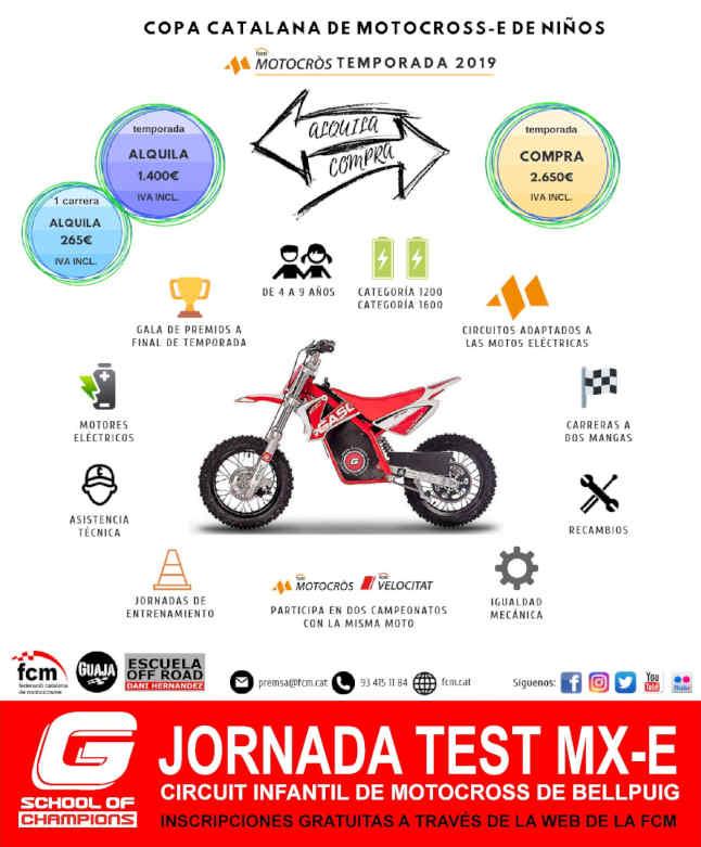 motocross e