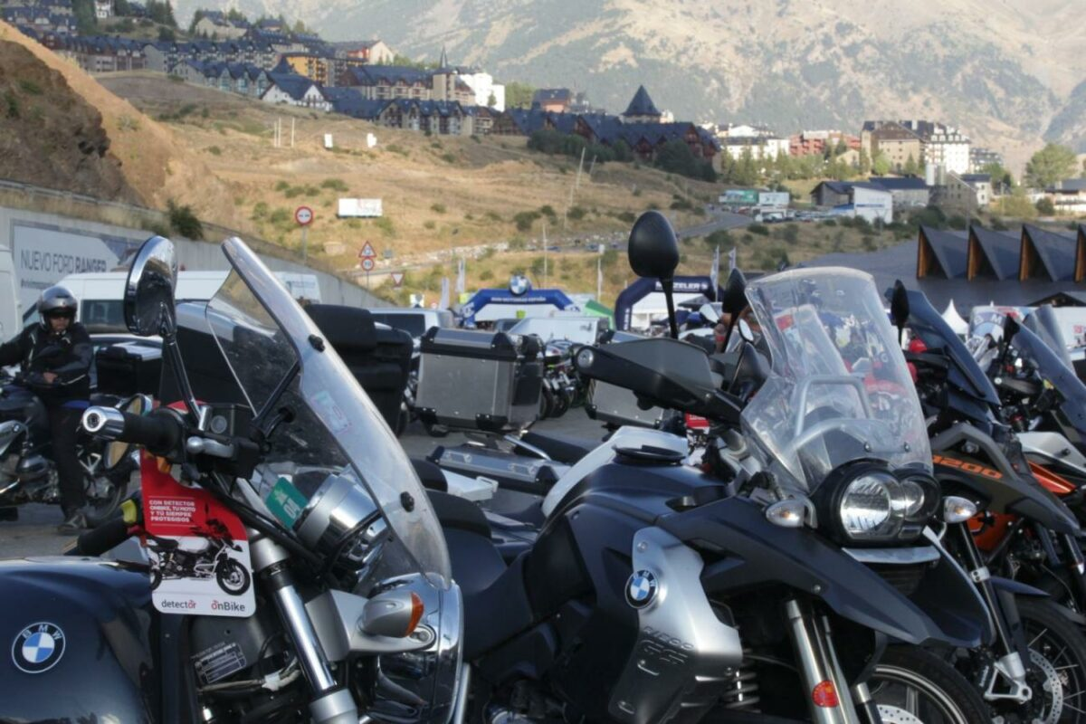 motorrad days 2018sabinanigo