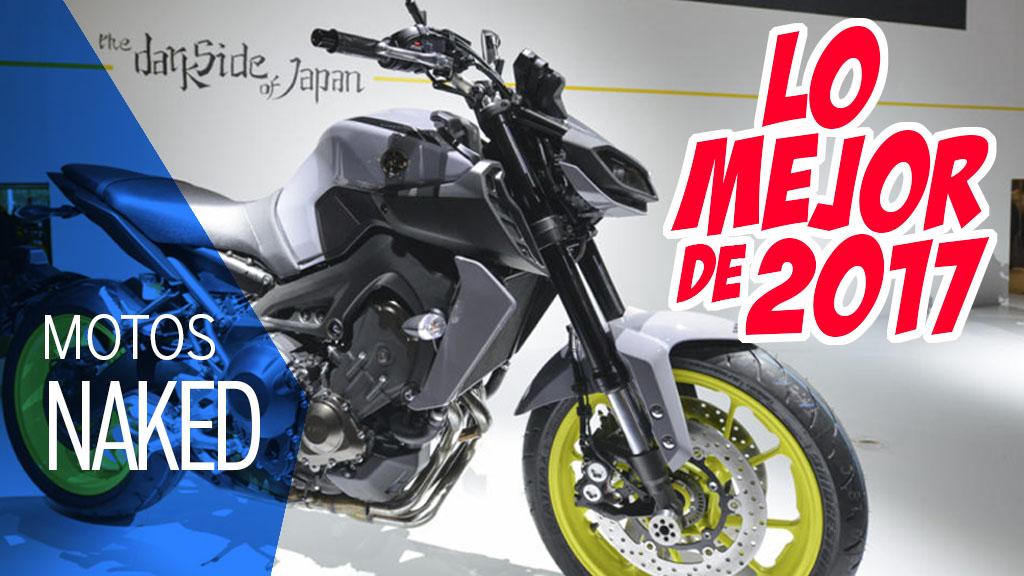 Las motos naked 2017 en VÍDEO