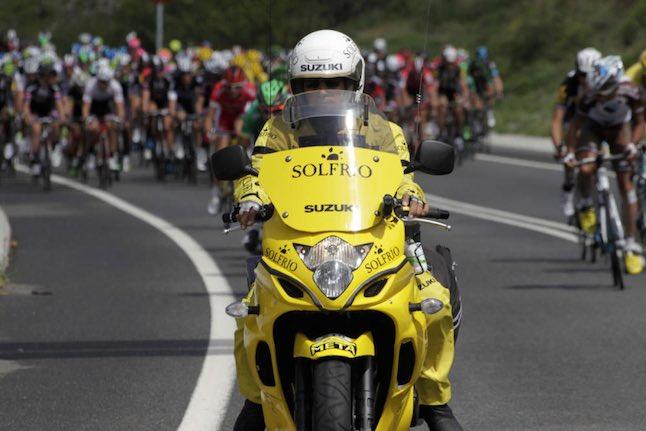 motos suzuki vuelta ciclista espana 2015 12g