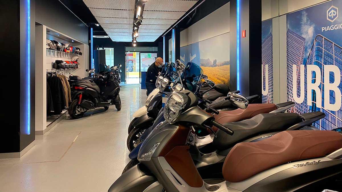 Motospazio estrena nuevas instalaciones en Barcelona
