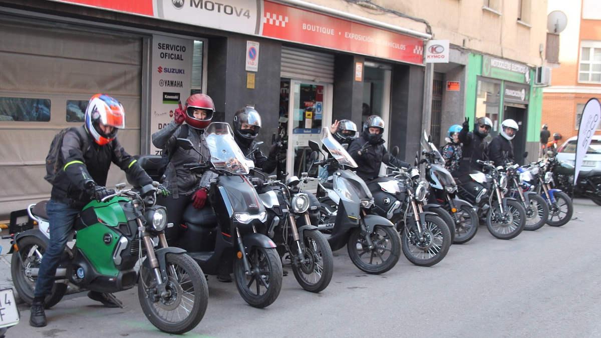 Primer encuentro Supersoco en Madrid