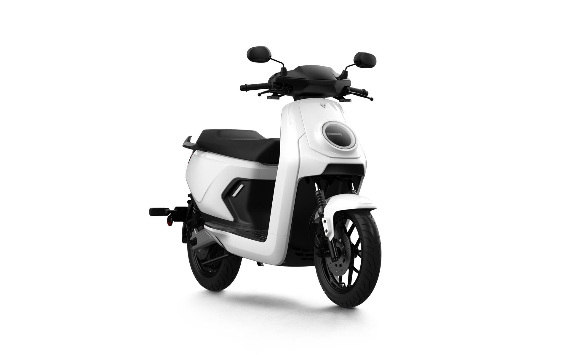Niu lanza tres nuevos scooters eléctricos para 2020