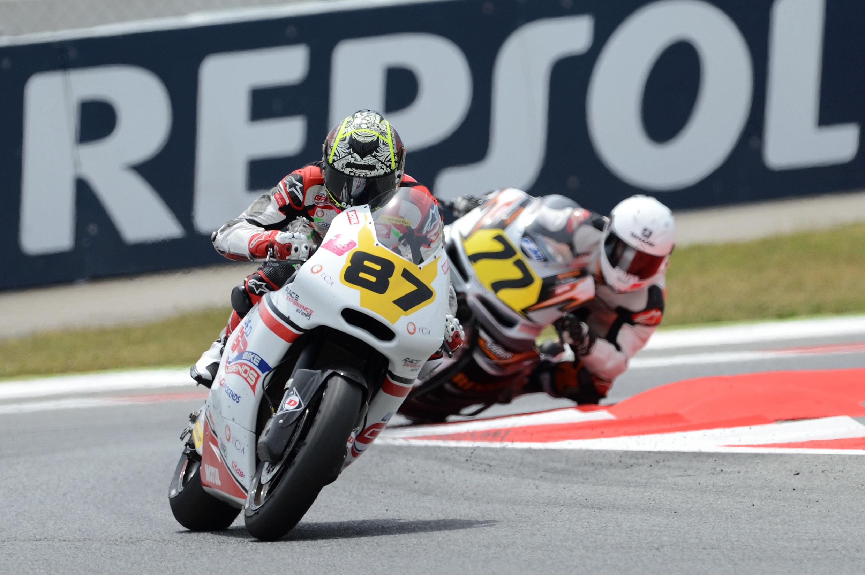 FIM CEV Moto2: Ricky Cardús y Remy Gardner se llevan la victoria de Montmeló