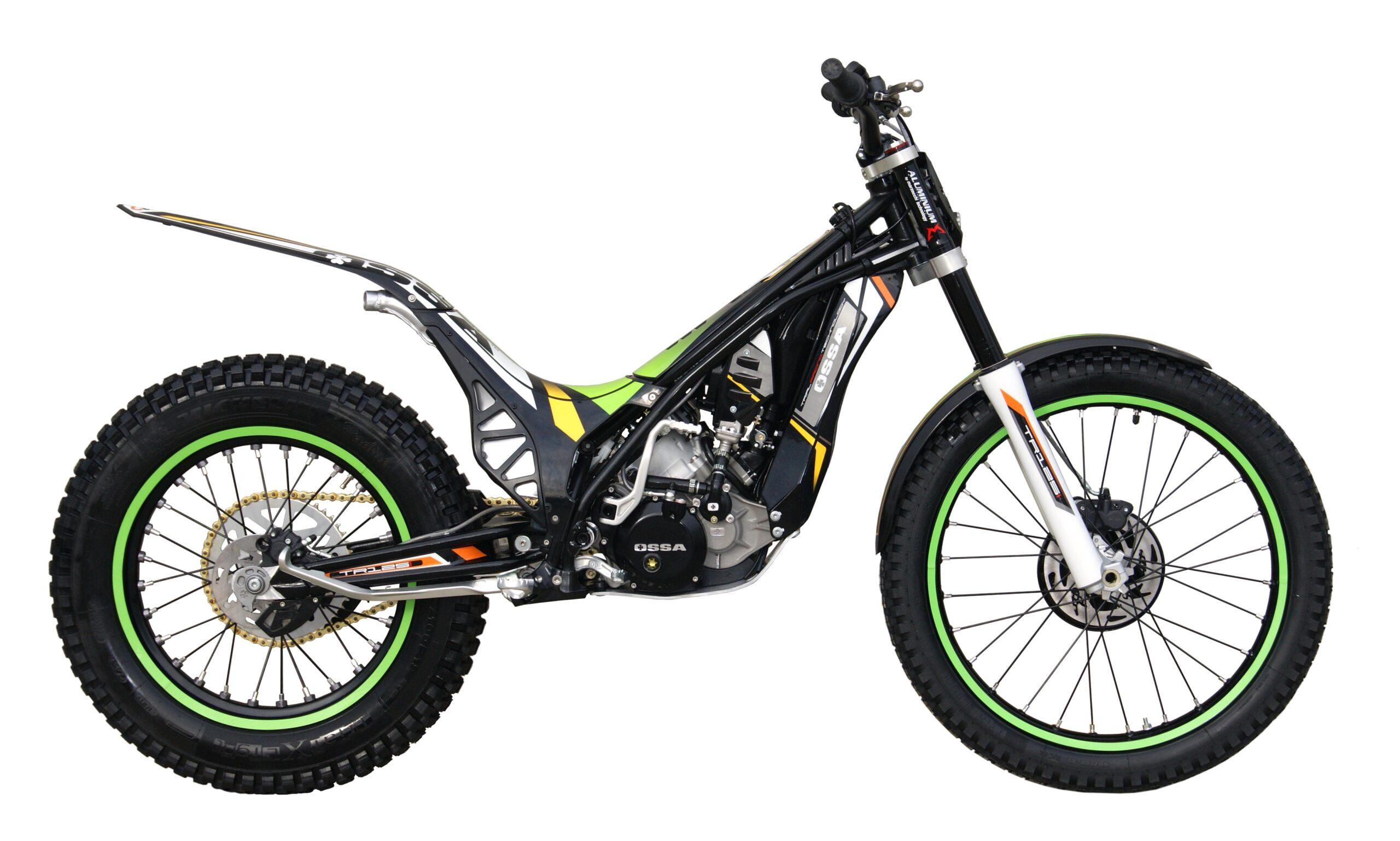 Nueva Ossa TR125i