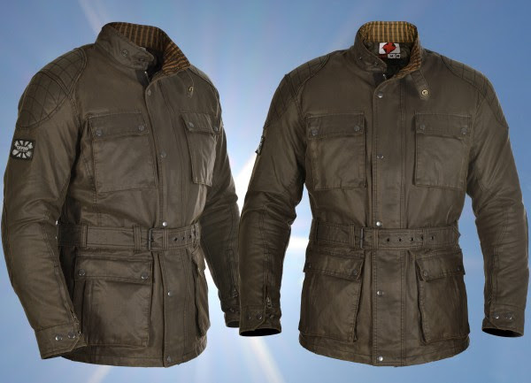 Oxford Heritage WAX, la nueva chaqueta retro para moto