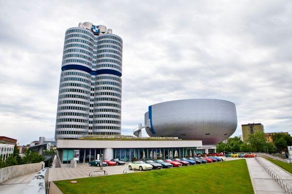 BMW fabricará en India motos hasta 500 cc