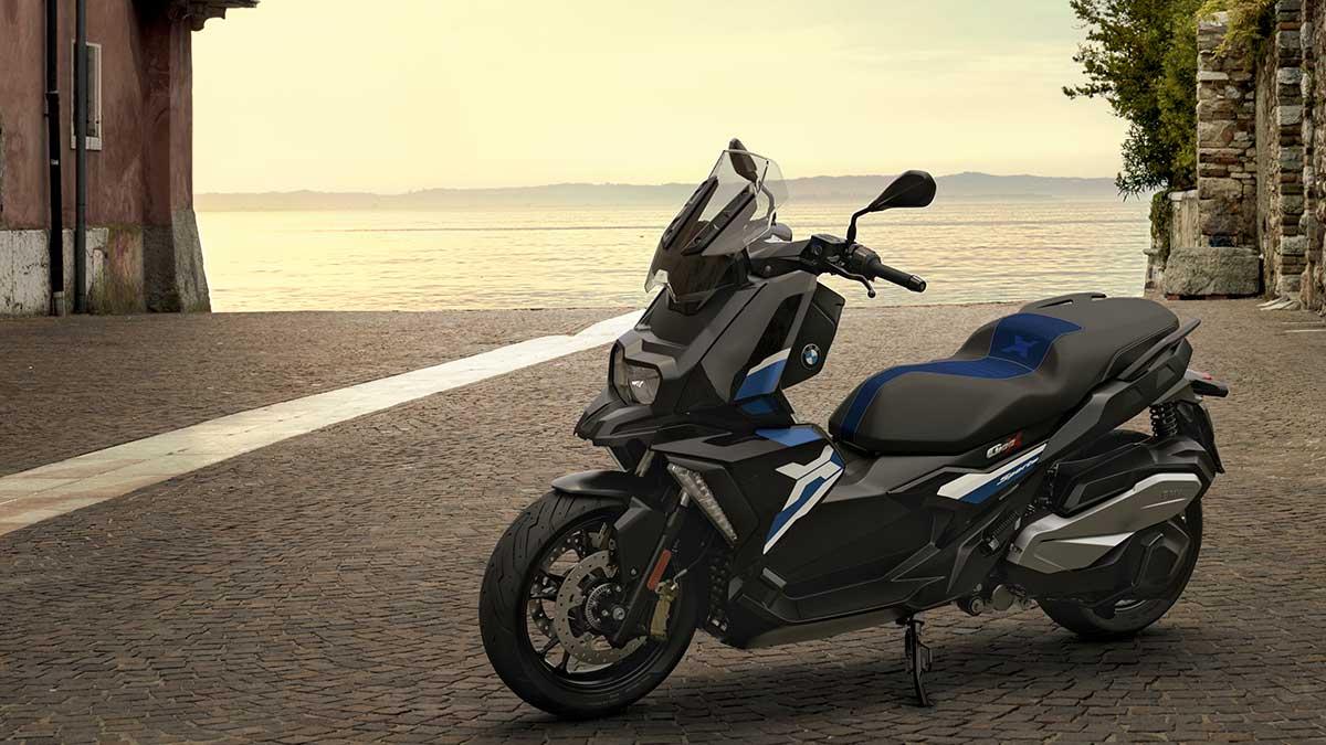 BMW C 400 X y X 400 GT: más tecnológicos que nunca