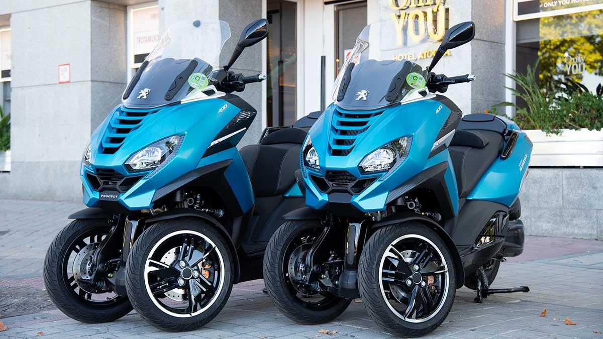 Peugeot Motorcycles creció en ventas en 2020 a pesar del Coronavirus