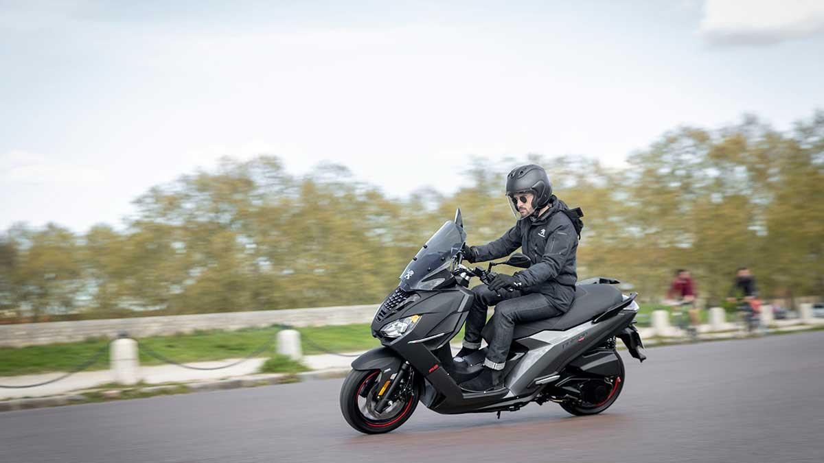 Los scooters Peugeot más sostenibles: ya son Euro 5