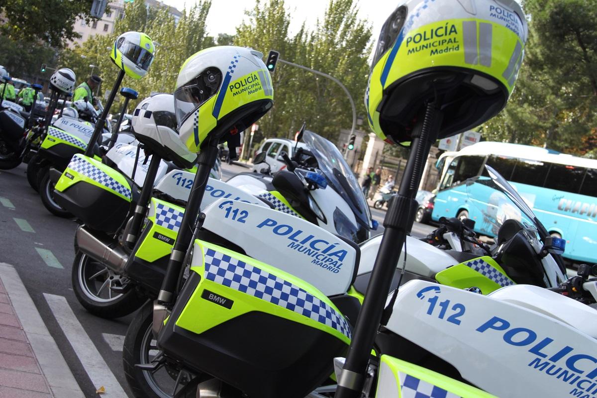 policiamoto