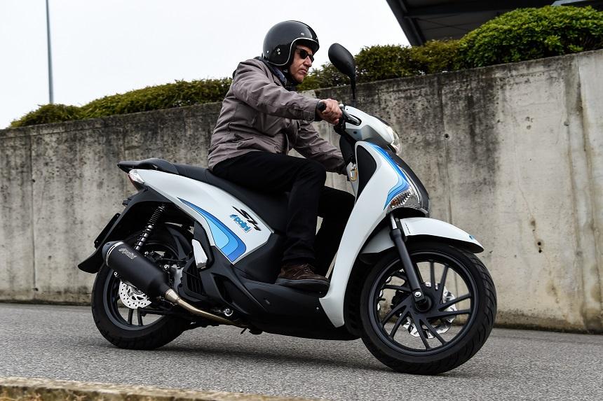 Kit Polini Maxi Hi Speed, rendimiento extra para el Honda SH 125i