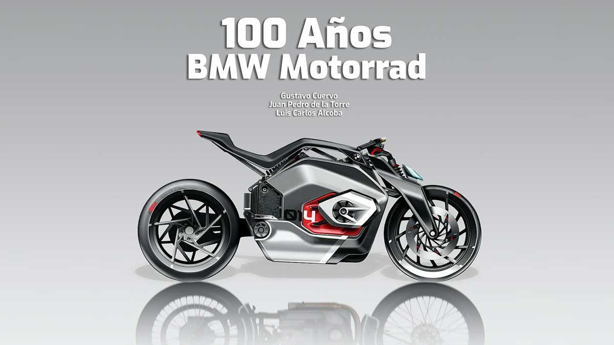 portada libro 100 anos bmw motorrad.