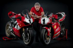 Fotos Ducati Panigale V4 25°Anniversario 916