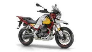 Fotos de la Moto Guzzi V85 TT