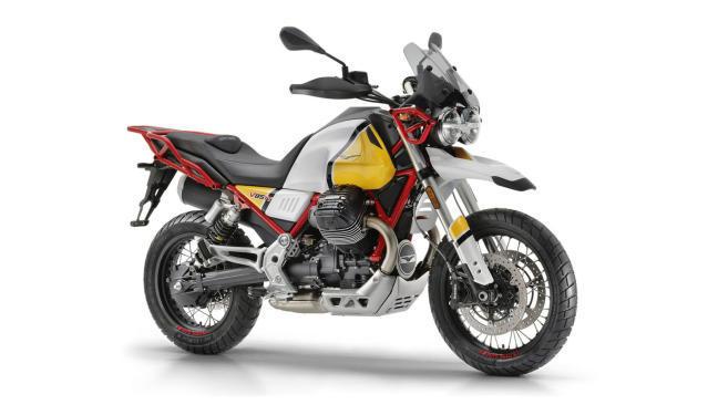 Moto Guzzi V85 TT: funcionalidad y tecnología con un toque clásico