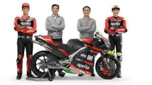 Equipo Aprilia Racing MotoGP 2021