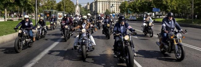 El Distinguished Gentleman´s Ride 2017 consigue una recaudación récord